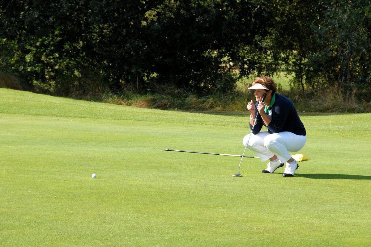 Golf spielen in der Fränkischen Schweiz