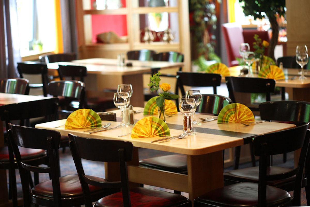 Das Restaurant des Tagungshotels Behringers