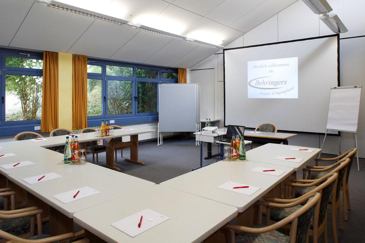 Tagungshotel Behringers in der Fränkischen Schweiz